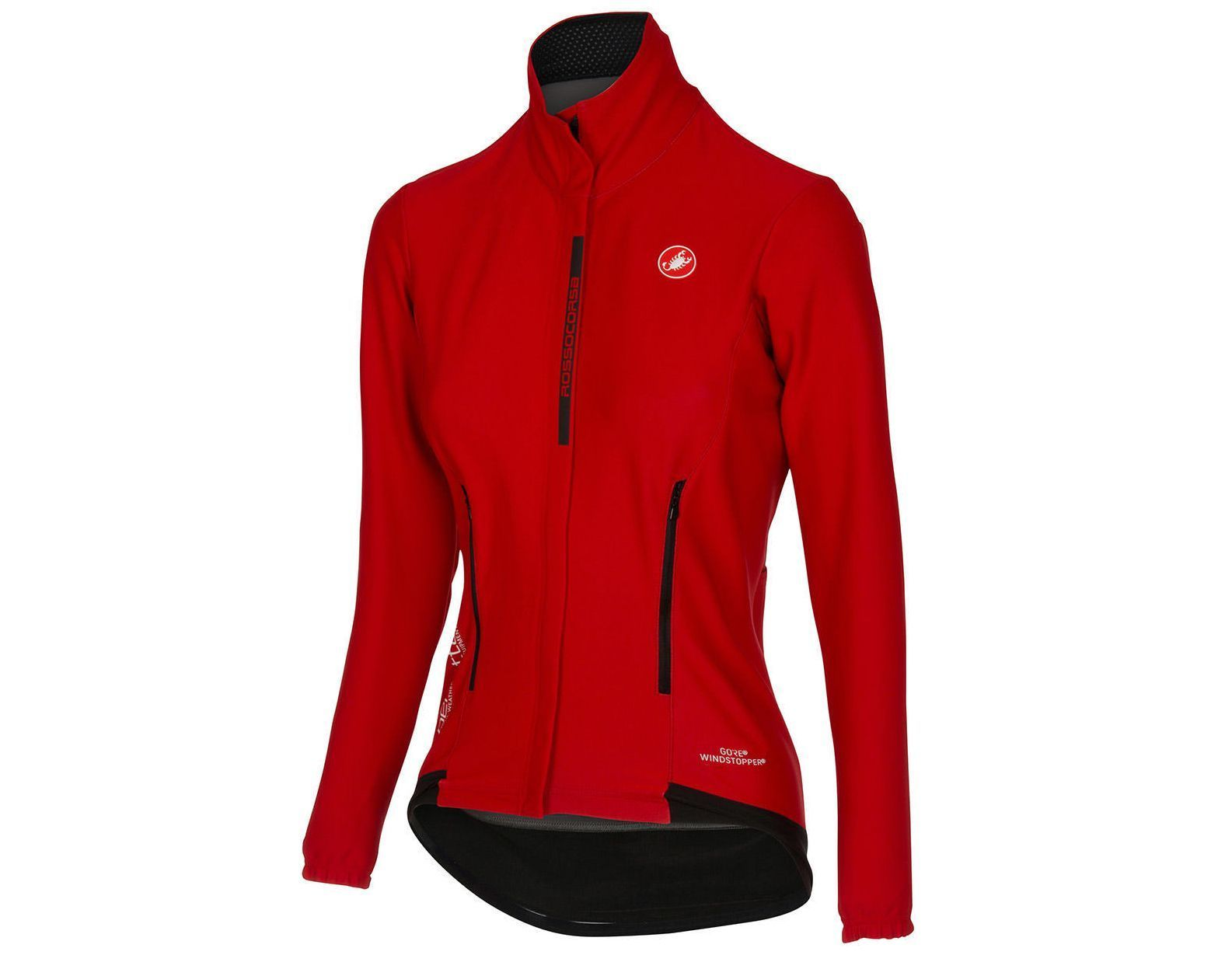 fcb45ee37 Castelli Perfetto Womens Jacket