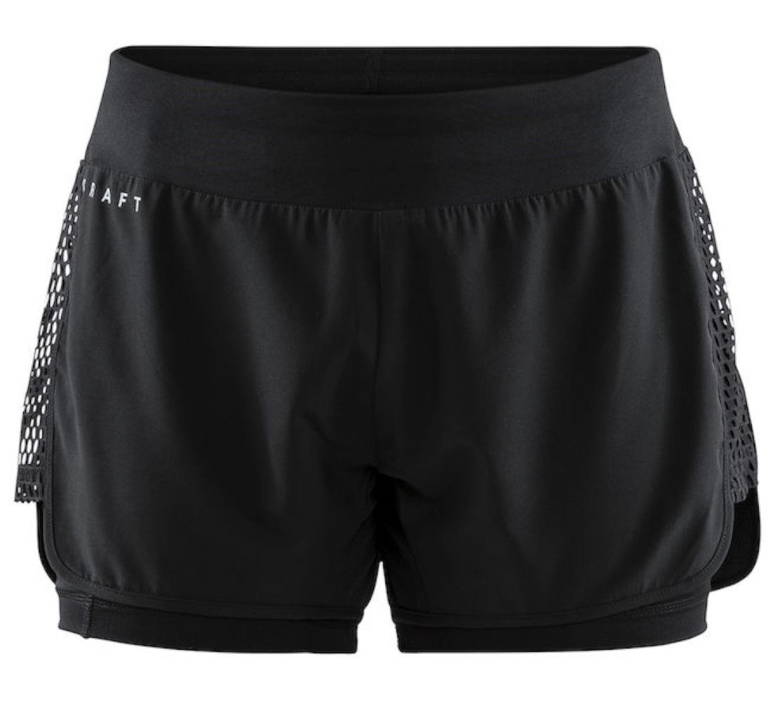 34e63424 Women's running shorts Craft Charge 2-in-1 | Shop Extremevital [English]