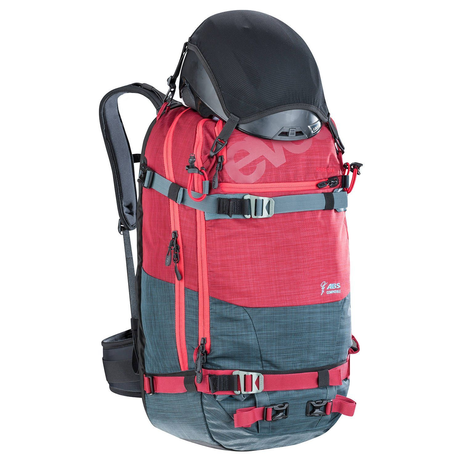 Backpack Evoc ABS Guide Zip-On 30L TEAM 2018