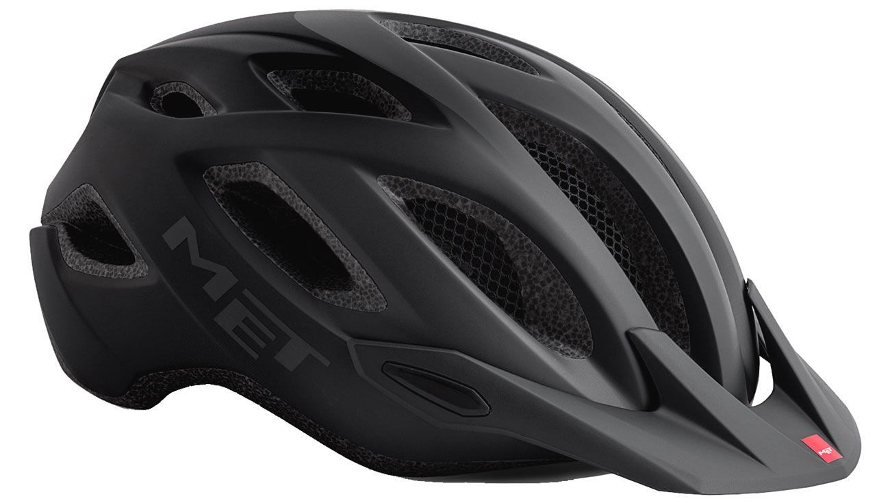 948d275a633 Met Helmet Crossover shaded black