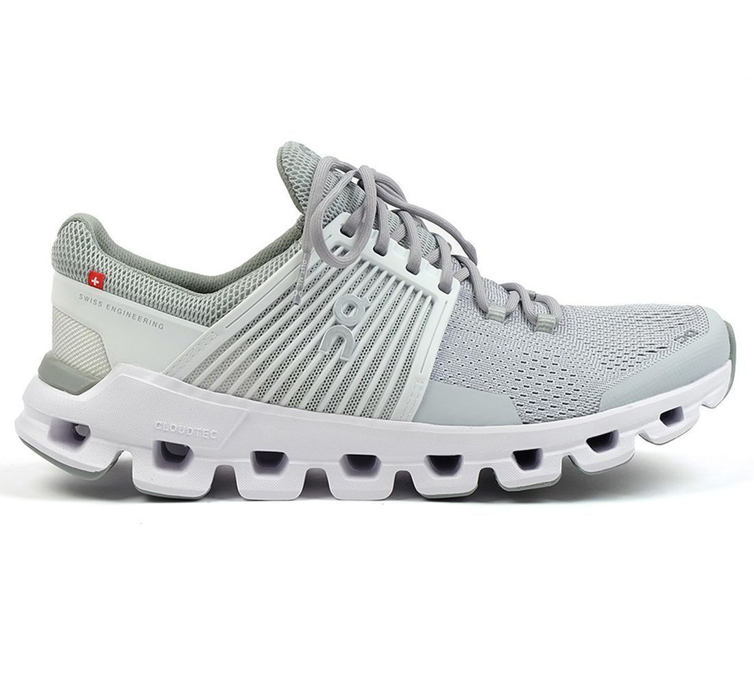 On Shoes Cloudflyer glacierwhite women's