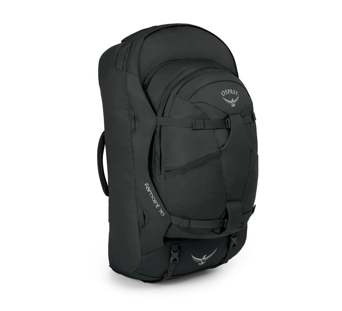 Osprey Travel backpack Farpoint 70 volcanic