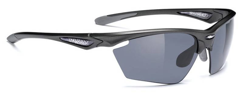 4451a3ea4fc Cycling eyewear Rudy Project Stratofly Black anthracite Smoke black ...