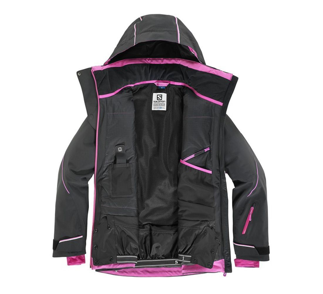 906f3596 Jacket Salomon Speed 2018 women | Shop Extremevital [English]