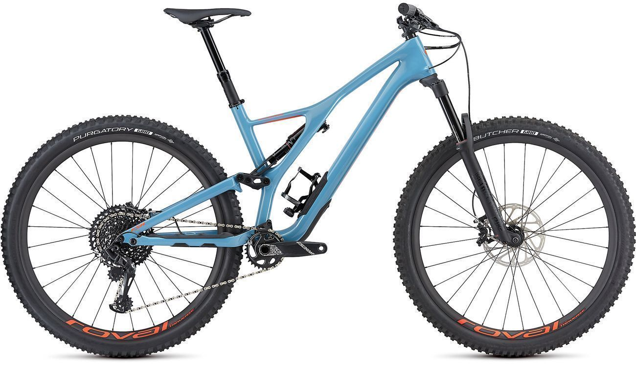 Mountain bike Specialized Stumpjumper FSR Expert Carbon 29 2019 ...