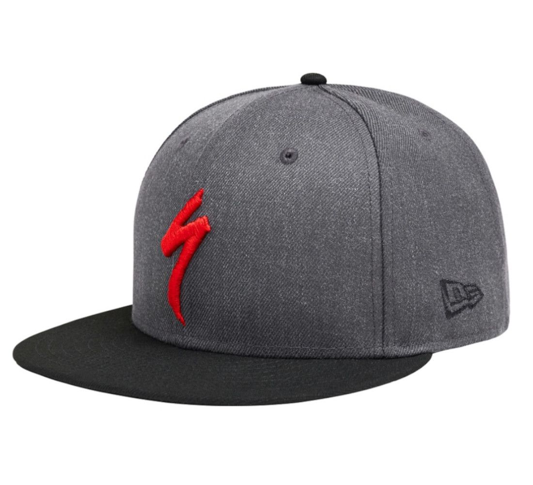 aad567650 Specialized Cap New Era 9Fifty gray/black/red